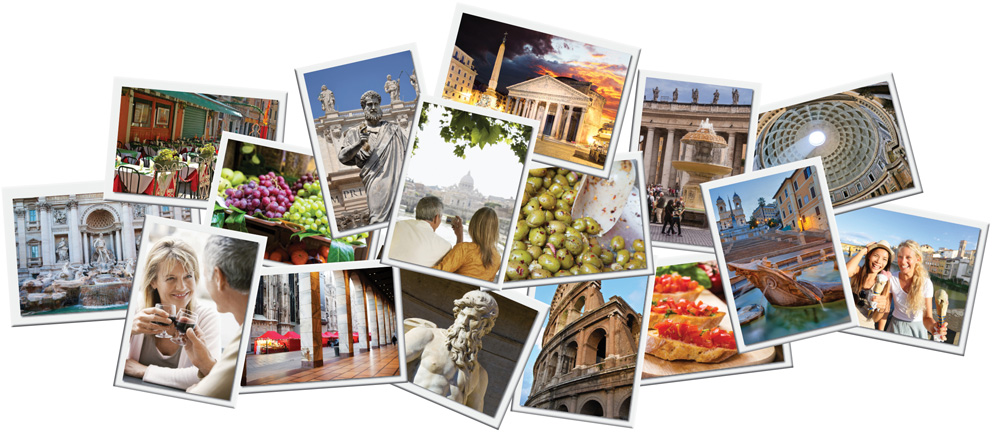 Rome Collage