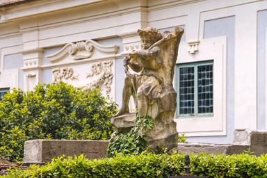 Boboli Garden Sculpture